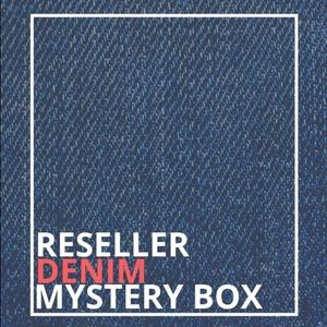 Reseller Jeans Mystery Box $15